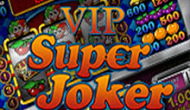 Супер Джокер на официальном сайте Вулкан Россия